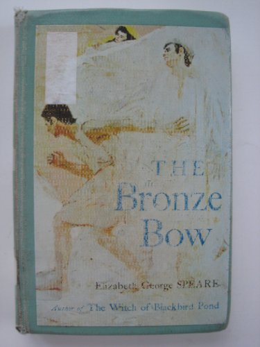 9780395071137: The Bronze Bow