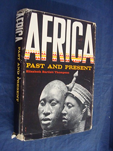 9780395071205: Africa: Past and Present.