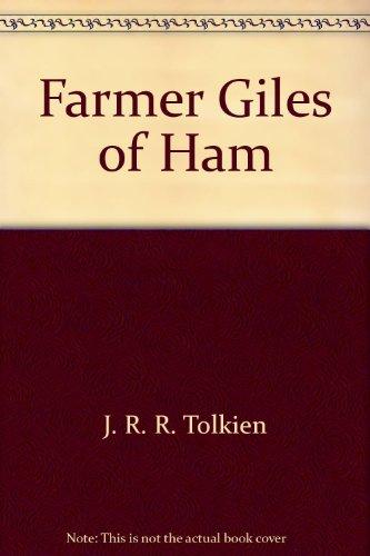 9780395071212: Farmer Giles of Ham by J. R. R. Tolkien; Pauline Baynes