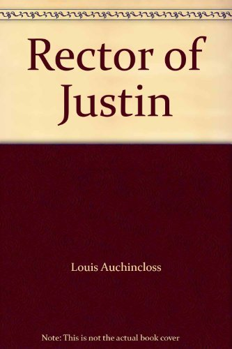 9780395073612: Rector of Justin