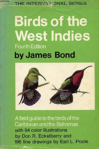 9780395074312: Birds of the West Indies, 5th Edition (Peterson Field Guides)