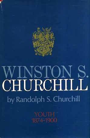 9780395075302: Winston S. Churchill: Youth 1874-1900