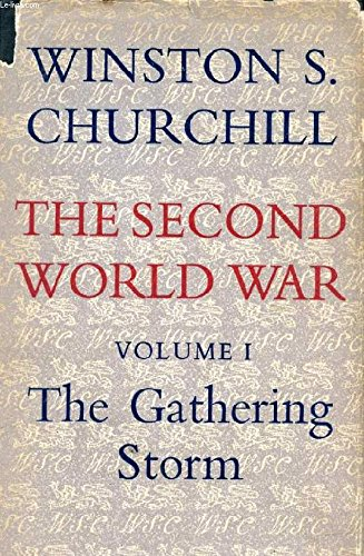 9780395075371: The Gathering Storm