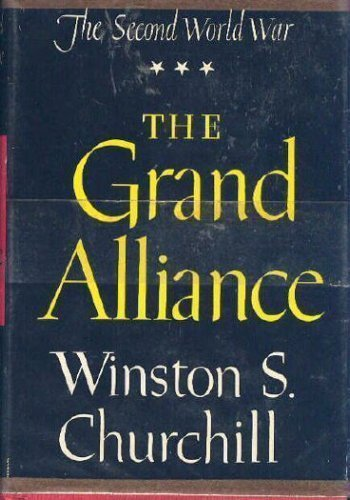 9780395075388: The Grand Alliance (The Second World War)