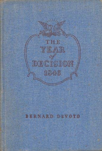 9780395076118: Year of Decision: 1846