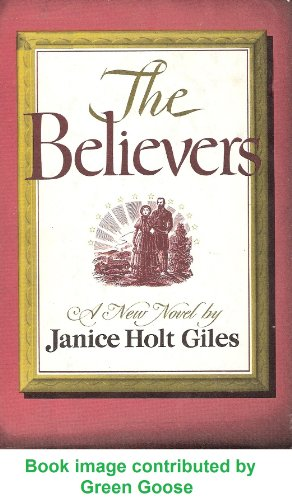 9780395077320: The believers