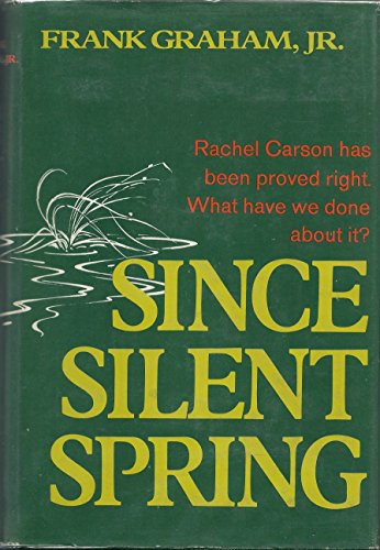 9780395077535: Since Silent Spring.