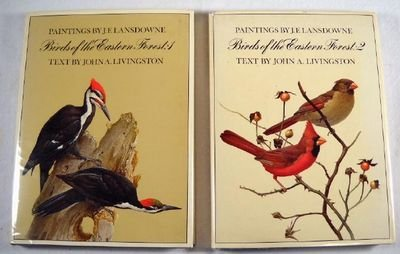 001: Birds of the Eastern Forest, Vol.: James Fenwick Lansdowne