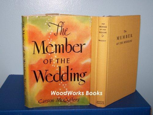 9780395079812: Member of Wedding Hb