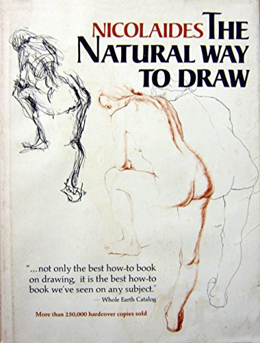9780395080481: The Natural Way to Draw (A Working Plan for Art Study)