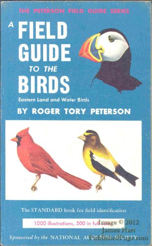 9780395080832: A Field Guide to the Birds: Eastern Land and Water Birds