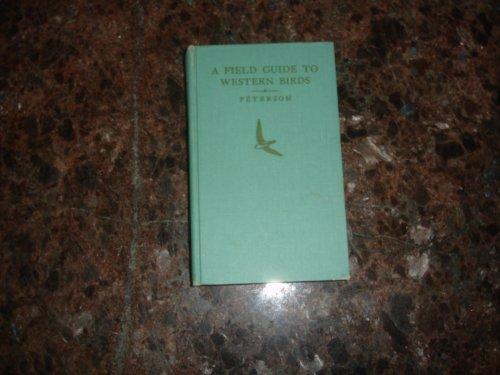 9780395080856: Western Birds