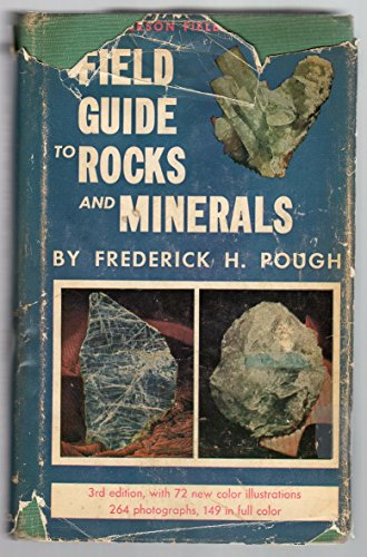9780395081068: A field guide to rocks and minerals (The Peterson field guide series ; 7)