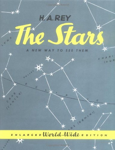 9780395081211: The Stars: A New Way to See Them