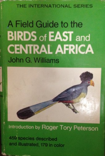 9780395083239: Field Guide To the Birds of East & Central Africa