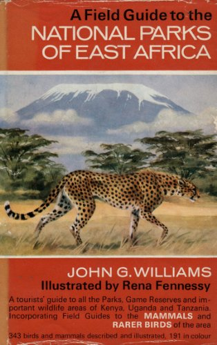 9780395083246: A Field Guide to the National Parks of East Africa