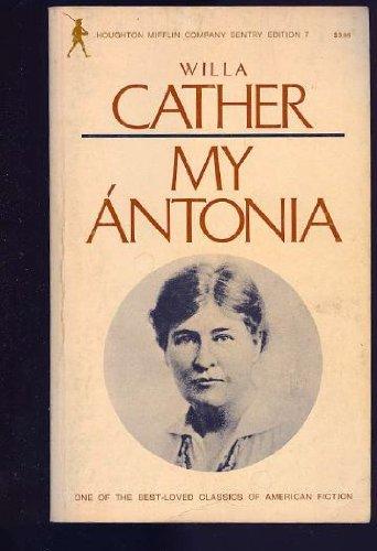 My Antonia: Cather, Willa Sibert