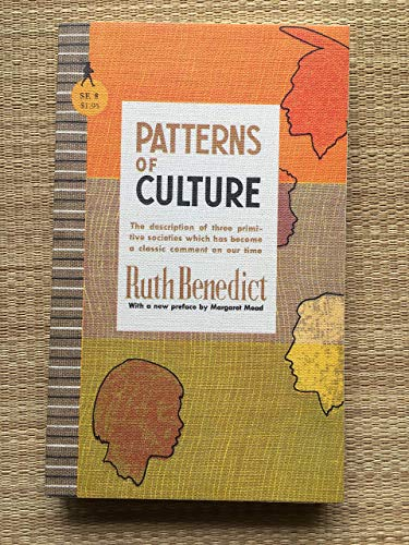 9780395083574: Title: Patterns of Culture