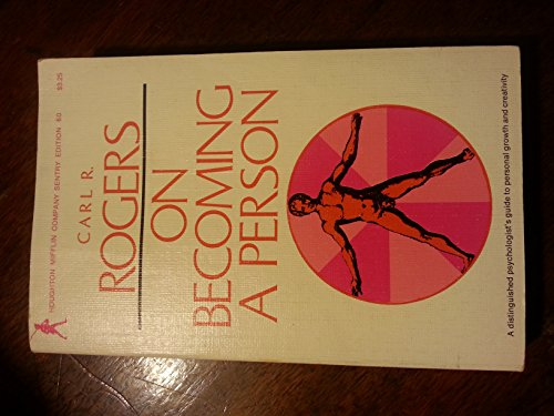 9780395084090: On Becoming a Person: A Therapist's View of Psychotherapy
