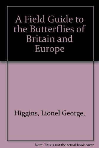 9780395109465: A Field Guide to the Butterflies of Britain and Europe