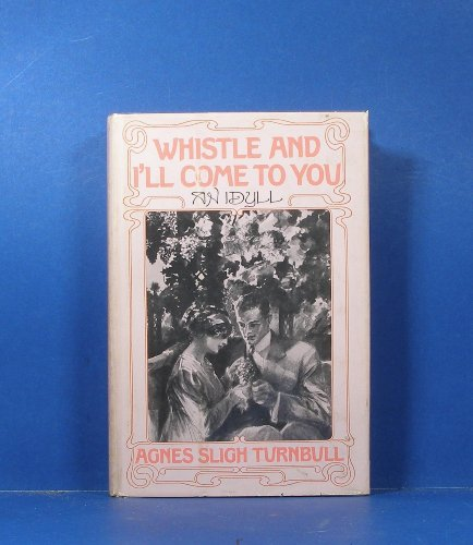 9780395109571: Whistle and I�ll Come to You; an Idyll