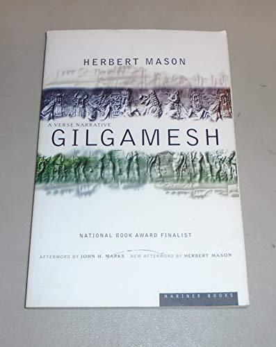 9780395110782: Gilgamesh, a Verse Narrative