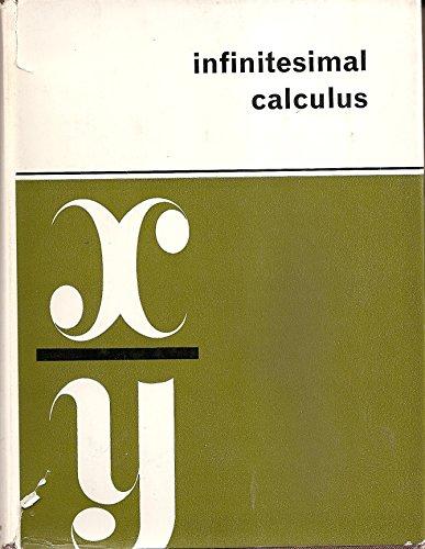 9780395120347: Infinitesimal calculus