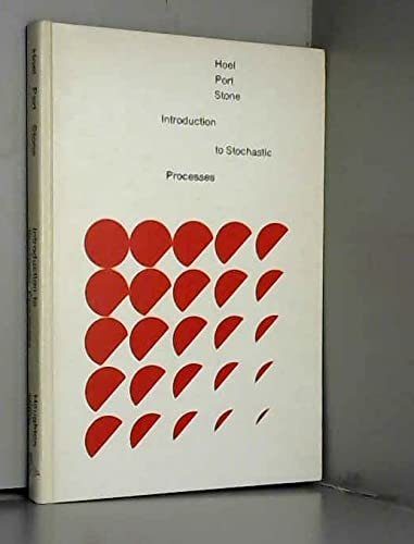 9780395120767: Introduction to Stochastic Processes (The Houghton Mifflin series in statistics)