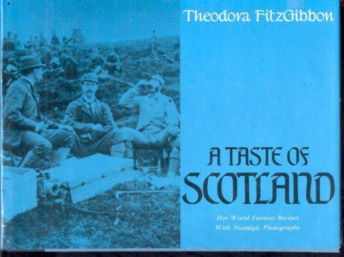 9780395124307: A Taste of Scotland