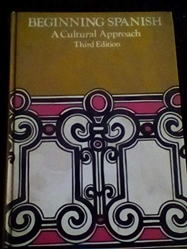 9780395125335: Beginning Spanish: A Cultural Approach