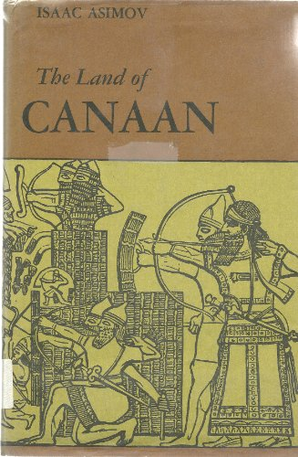 9780395125724: The Land of Canaan