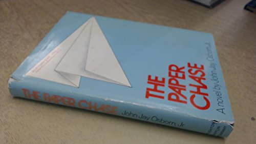 9780395126707: The Paper Chase