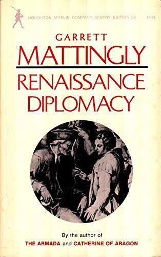 9780395126875: Renaissance Diplomacy