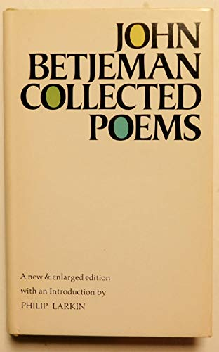 9780395127056: Collected Poems, Enlarged Edition