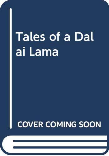 9780395127070: Tales of a Dalai Lama