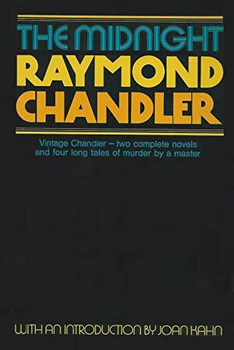 9780395127124: Title: The midnight Raymond Chandler