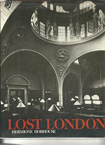 9780395135211: Lost London