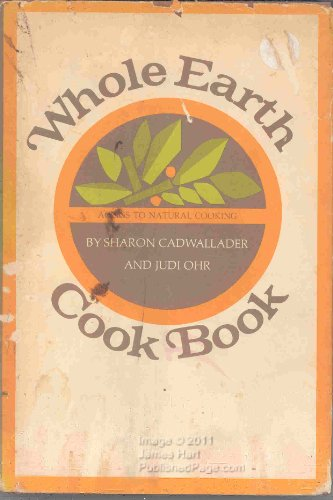 9780395136423: Whole Earth Cook Book
