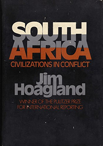 9780395136461: South Africa: Civilizations in Conflict.
