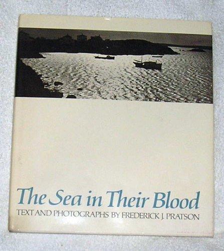 The Sea in Their Blood: Pratson, Frederick John