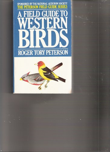 9780395136928: WESTERN BIRDS (PETERSON FIELD GUIDES)