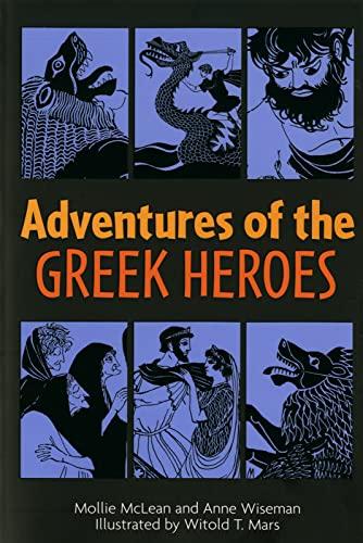 9780395137147: Adventures of the Greek Heroes