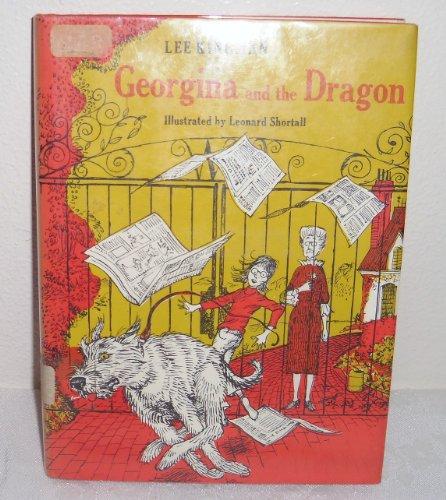 9780395137307: Georgina and the Dragon