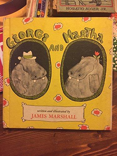 9780395137314: Title: George and Martha