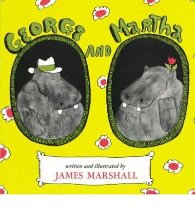 9780395137321: George and Martha