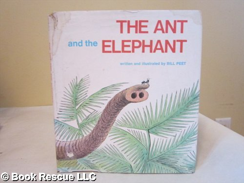 9780395137338: The ant and the elephant