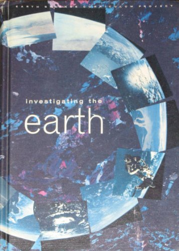 9780395138328: Investigating the earth
