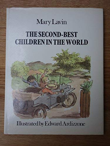 9780395138960: The second-best children in the world