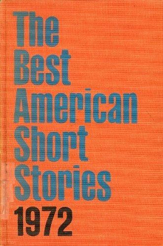 9780395139509: Best American Short Stories 1972