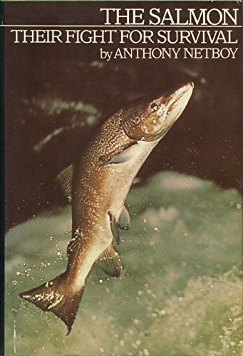 9780395140130: The Salmon: Their Fight for Survival